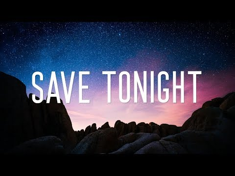 Kallisto - Save Tonight (Lyrics) Ft. Simon Öbom