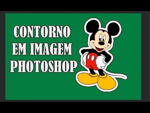 Contorno em Imagem Photoshop Tutorial thumbnail