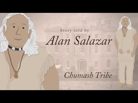 Alan Salazar Part One— Spirit Hawk Eye: a celebration of American Native Culture