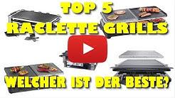 🏆 Die 5 besten Raclette Grill Geräte - Welches ist der beste Raclette Grill?