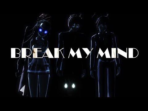 【MMD】FIVE NIGHTS AT FREDDY'S 4 - BREAK MY MIND