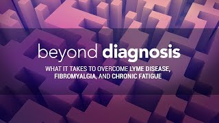 beyond diagnosis what it takes to overcome lyme fibromyalgia and chronic fatigue