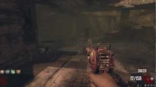 "Black Ops 2 Zombies! ""Nacht Der Untoten"" Easter Egg! (Secret Map)"