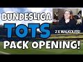 BUNDESLIGA TOTS PACK OPENING FIFA 17