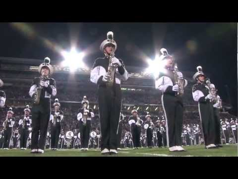 Spartan Marching Band - Pregame Fight Song