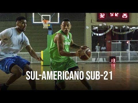 Sul-Americano Sub - 21