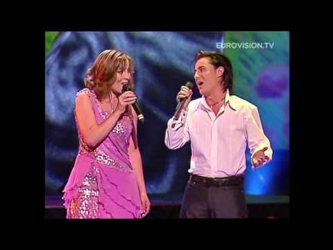 Julie & Ludwig - On Again ... Off Again (Malta) 2004 Eurovision Song Contest