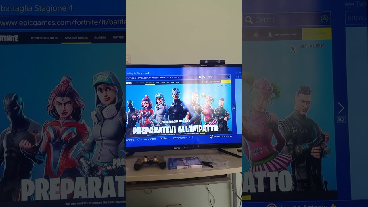 10/05/2018 Come collegare account epic games a quello ps4 ...
