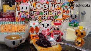Tokidoki Moofia: Breakfast Besties FULL BOX OPENING