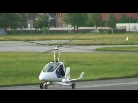 Rotortec, Cloud Dancer II, Tragschrauber, Gyrocopter, Gyroplane