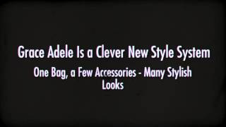 Love Fashion, Love Style. Become The First Grace Adele Fashion Stylist Consultant In The UK Thumbnail