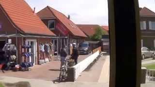 """Norden Norddeich Nordsee Express """"Bimmelbahn"""" Drachensteigen Strand Kurpark Wellenpark"""