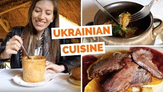 Ukrainian Cuisine - 5 Foods To Try in Kiev, Ukraine