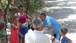 gust wint de tour Limburg - cros du mouton