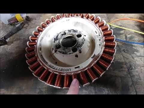 Smart Drive Motor Wind Turbine