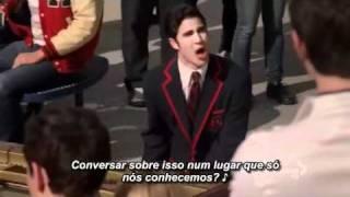 Glee - Somewhere Only We Know - LEGENDADO