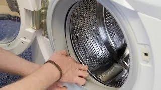 Çamaşır makinesi lastiği nasıl değiştirilir? How to change a washing machine tire