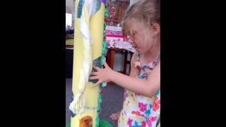 Homemade Disney Rapunzel tower