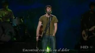 TEARS AND RAIN - James Blunt (Subtitulado en español)