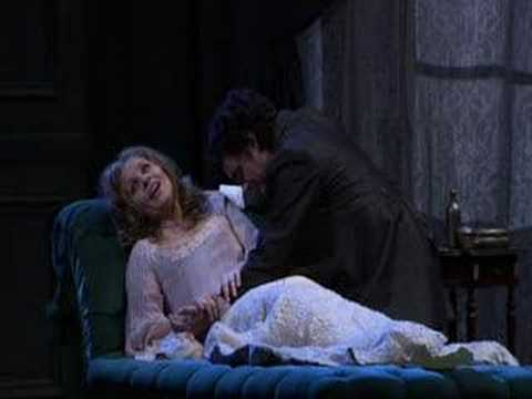 Fleming, Villazon, Bruson - Violeta's Death Travel Video