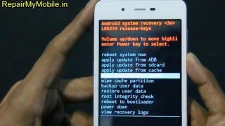 unlock Micromax Canvas Q380 Spark by Hard Reset