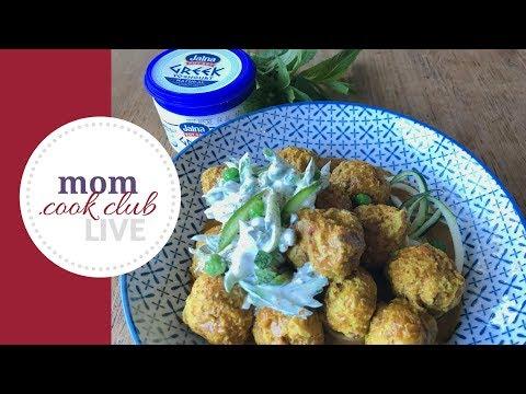 Tikka Masala Chick Balls | MoM Cook Club