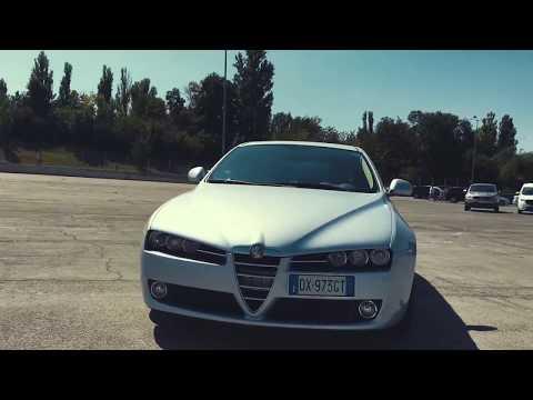 Alfa Romeo 159 1.9 JTDm. Не обзор 😉