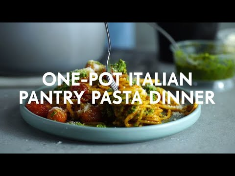 This One Pot Pasta Is A Revelation Food Woolworths Sa Youtube