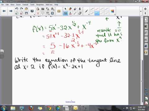 Introduction to Derivatives - Section 3.1 and 3.2