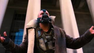 Bane Gives Poor Directions