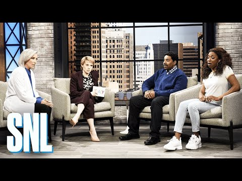 Bad Girl Talk Show - SNL