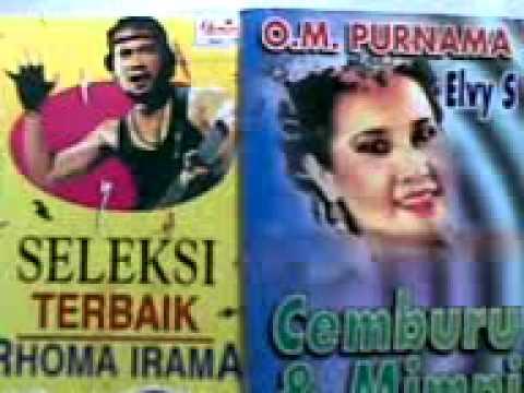 O.M PURNAMA - KUPU DAN BUNGA-ELVI S.3gp/ By Ucoks Peratama