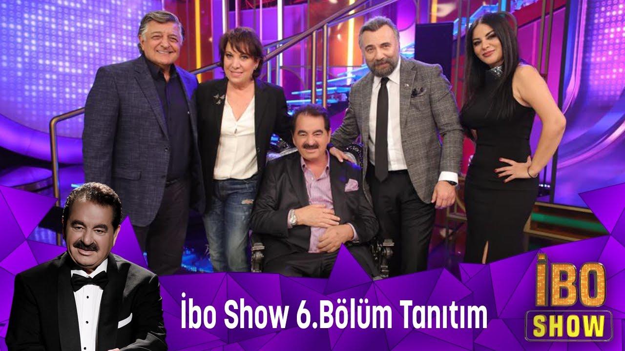İbo Show 6. Bölüm Tanıtım