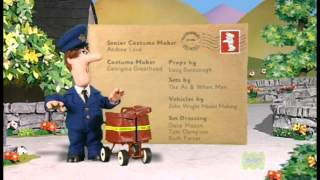 Postman Pat ending theme - What