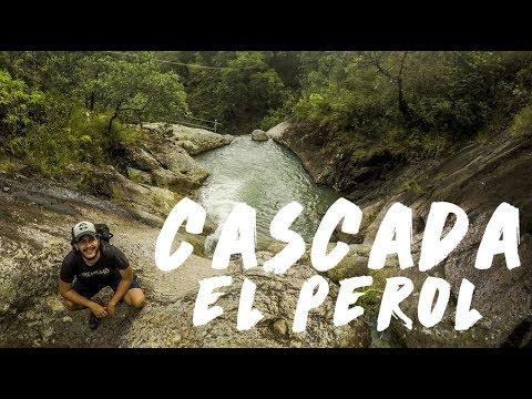 Cascada Salto del Perol, Perquin, Morazán - Conoce El Salvador 2.0