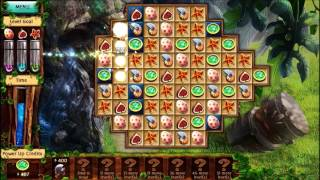 Игры три в ряд, геймплей, видео - Jewel Legends Tree of Life