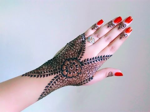 Mehndi Henna Artist Near Me : Diy tattoo henna arabic eid mehndi design
