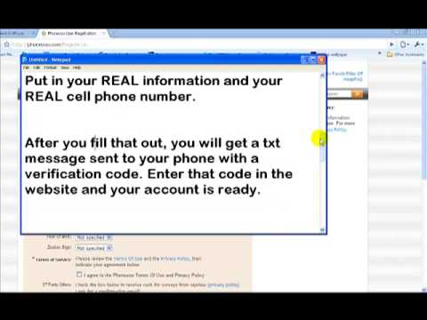 How to get free ringtones/pictures for your phone for free!!