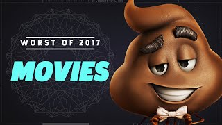 GameSpot Universe's 10 Worst Movies of 2017