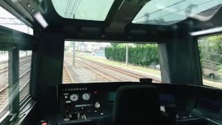 TRAIN SUITE 四季島 2017年5月6日上野~大宮後方展望 四季島 検索動画 19