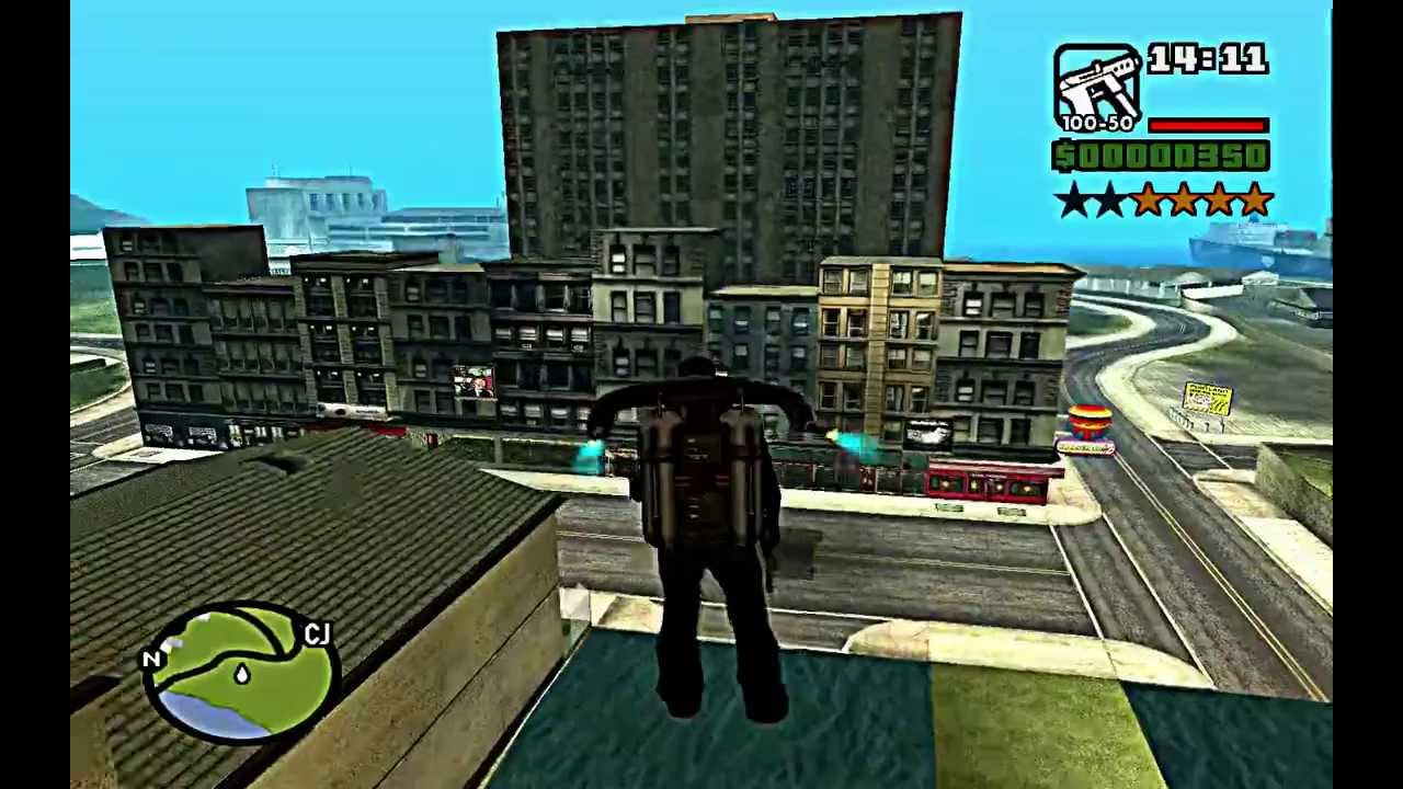 Grand Theft Auto San Andreas Liberty City Stories Map Mod ALPHA NO ...