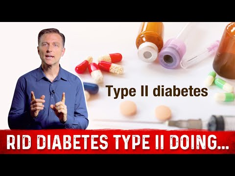 Two Things to Focus On to Rid Diabetes Type II