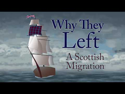 Why They Left: A Scottish Migration - teaser