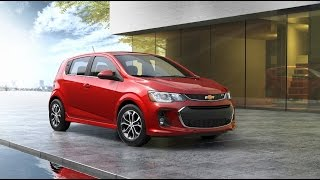 2017 Chevrolet  Aveo ( 2017 Chevrolet Sonic )