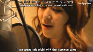 Hyorin - I choose to love you MV [English subs + Romanization + Hangul] HD