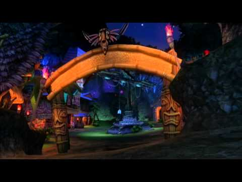 Disney Epic Mickey -- Behind the Scenes Video: Designing the World