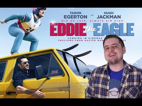 Volando Alto (Eddie The Eagle) / Crítica / Opinión / Reseña / Review