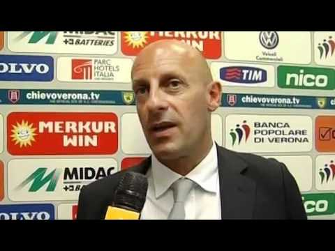 VIDEO Chievo: |Di Carlo sul mercato