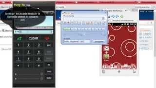 Configuracion Elastix (Usuarios IAX y SIP + Troncal)