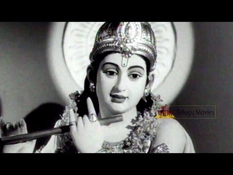 Ra Ra Krishnayya - Evergreen Devotional Song - Ramu Telugu Movie (HD)